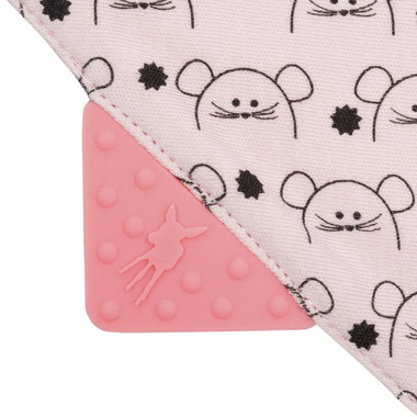 Lassig Little Chums Interlock Bandana Mouse