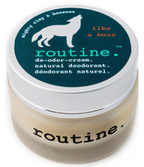 Routine De-Odor-Cream Natural Deodorant in Like a Boss Trial Size