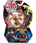 Bakugan Ultra Pyravian Collectible Action Figure and Trading Card