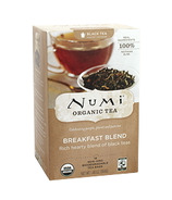 Numi Organic Breakfast Blend Tea