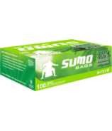 Sumo Bags Biodegradable Giant Bin Liners