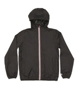 O8 Lifestyle Sloane Full Zip Packable Jacket Black