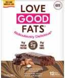 Love Good Fats Rich Chocolaty Almond Bar Case
