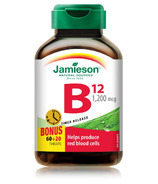 Jamieson Vitamin B12 Timed Release