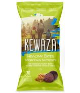 Kewaza Healthy Bites Dark Chocolate Peanut Butter