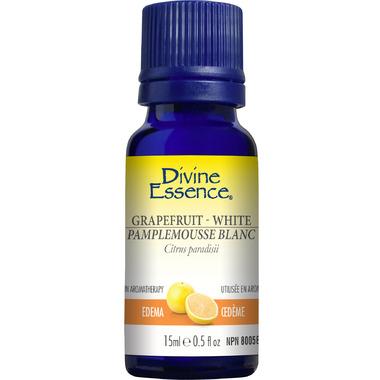 Divine Essence White Grapefruit Essential Oil
