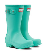 Hunter Boots Original Kids Rainboot Ocean Swell
