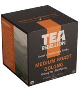 Tea Rebellion Medium Roast Oolong Tea
