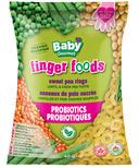 Baby Gourmet Sweet Pea Rings