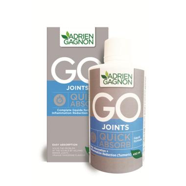 Adrien Gagnon GO Joints Quick/Absorb