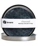 Lavami Charcoal Soap With Tin