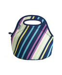 Built Gourmet Getaway Lunch Tote Diagonal Stripe
