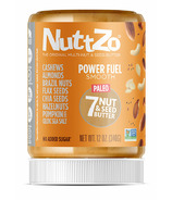 NuttZo Power Fuel Smooth Paleo Nut & Seed Butter