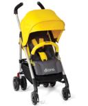 Diono Flexa Super-Compact City Stroller Yellow Sulphur