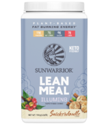 Sunwarrior Lean Meal Illumin8 Snickerdoodle