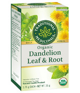 Traditional Medicinals Organic Dandelion Leaf & Root Tea