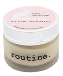 Routine De-Odor-Cream Natural Deodorant in A Girl Named Sue Scent
