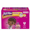 Huggies Pull-Ups Learning Designs Training Pants For Girls