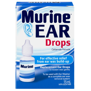 Murine Earwax Removal Drops