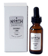 North Standard Trading Post Beard Oil Coconut Lime