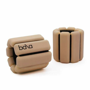 Bala Bangles Classic 1Lb Ankle/Wrist Weights Sand