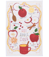 Now Designs Hot Apple Cider Dish Towel