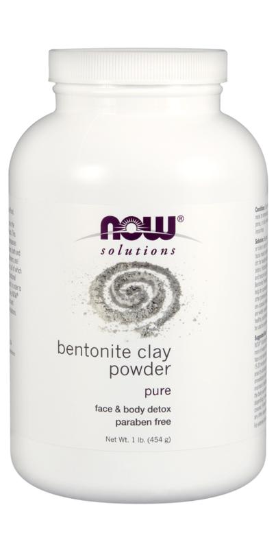 what is bentonite clay powder