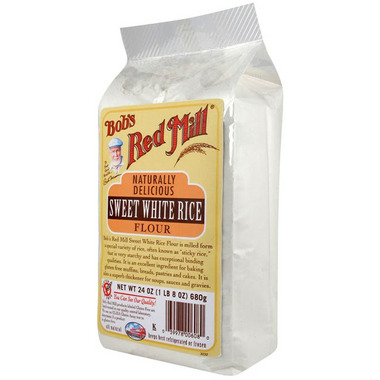 Bob\'s Red Mill Sweet White Rice Flour