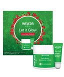 Weleda Let it Glow Luxurious Moisture Kit