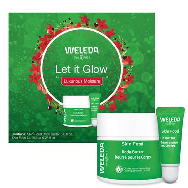 Weleda Let it Glow Luxurious Moisture Kit