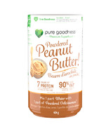 Pure Goodness Powdered Peanut Butter