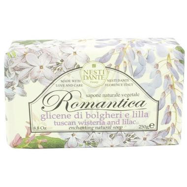 Nesti Dante Romantica Tuscan Wisteria and Lilac Soap
