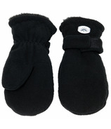 Calikids Fleece Mitts Black