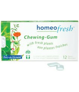UNDA Homeofresh Chewing Gum Chlorophyll Flavour