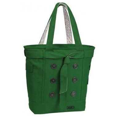 Ogio Hampton\'s Tote in Emerald