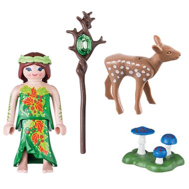 Playmobil Fairy with Deer
