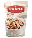 PRANA Extaze Organic Sea Salted Cashews
