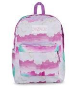 Jansport SuperBreak Plus Backpack Pastel Skyline