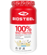 Biosteel Natural 100% Whey Protein Blend Vanilla