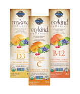 MyKind Organics Vitamin Spray Bundle