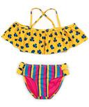 Appaman Coco Bikini Set Cheetah