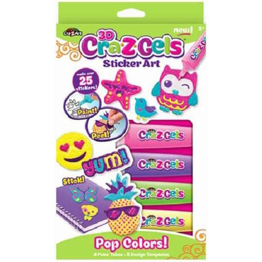 Cra-Z-Art Cra-Z-Gels Pop Colours