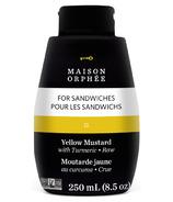 Maison Orphee Squeeze Mustard Yellow Mustard Tumeric