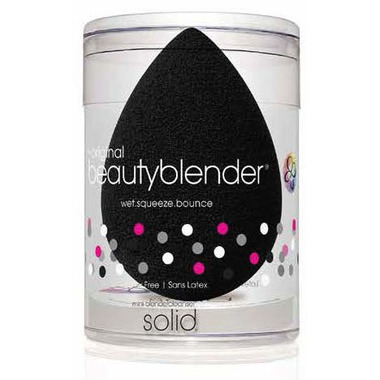 beautyblender Pro Black Sponge + Mini Solid Cleanser Kit