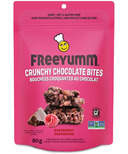 FreeYumm Crunchy Chocolate Bites Raspberry