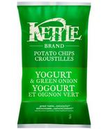 Kettle Yogurt & Green Onion Potato Chips
