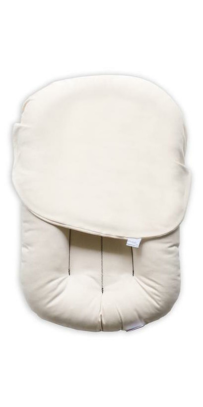 Snuggle Me Organic Lounger with Cover