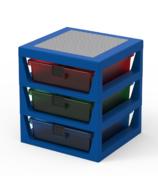 LEGO Rack System Blue