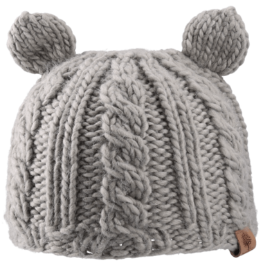 Buy Bedford Road Grey Knitted Hat With Ears from Canada at Well.ca - Free  Shipping f4a091ec813