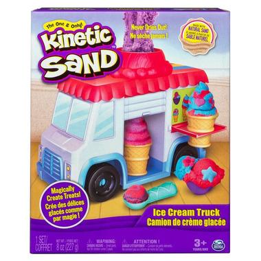 Kinetic Sand Ice Cream Truck